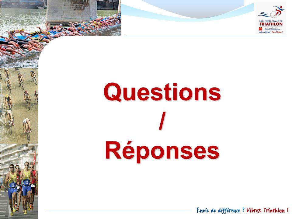 Questions / Réponses 34