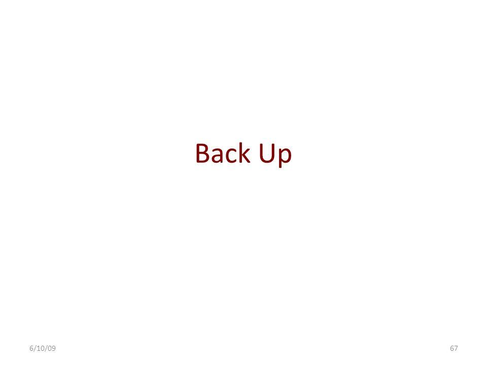 Back Up 6/10/09