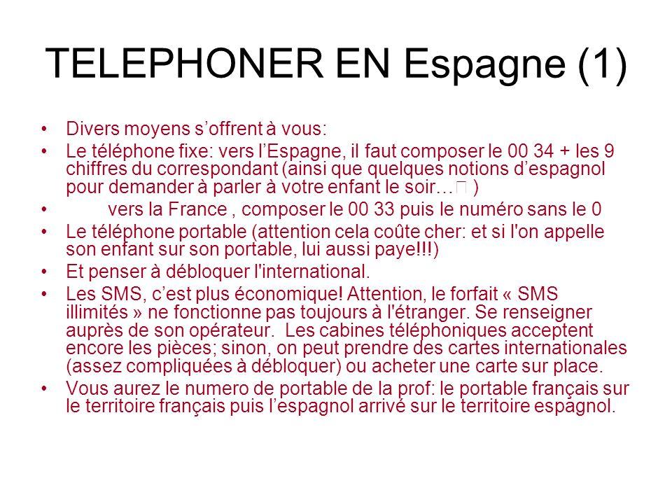 TELEPHONER EN Espagne (1)
