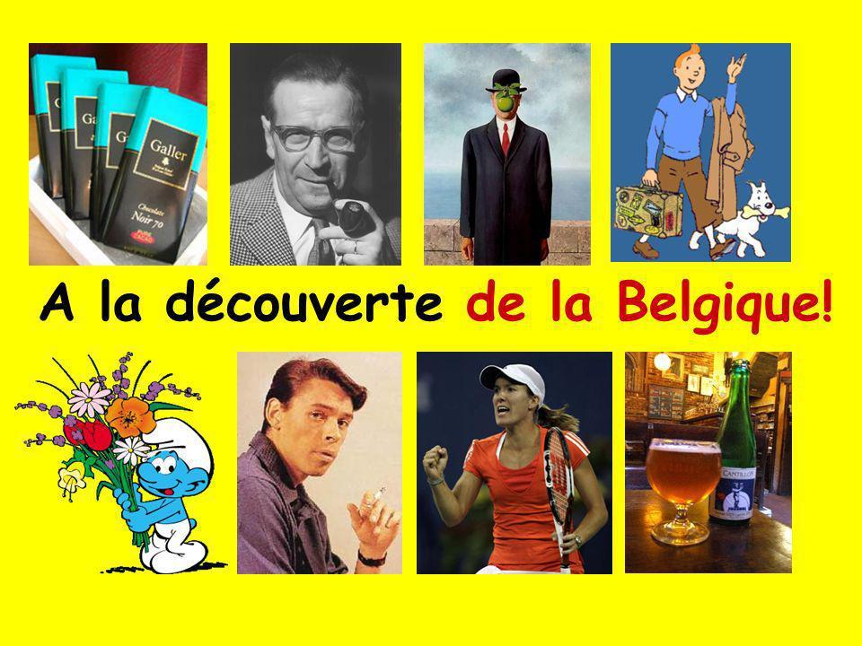 A la découverte de la Belgique!
