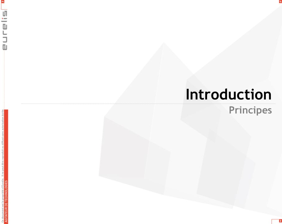 Introduction Principes