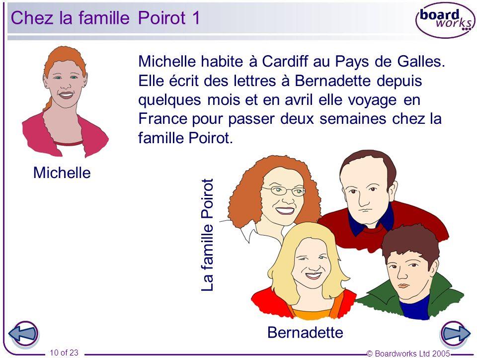 Chez la famille Poirot 1