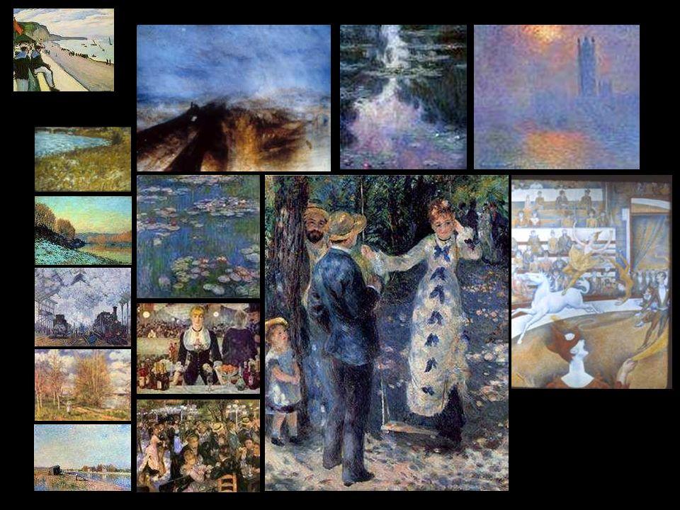 Monet Manet Renoir Sisley Degas Bazille Marquet Pissarro Cézanne Morisot Caullebotte Massalt