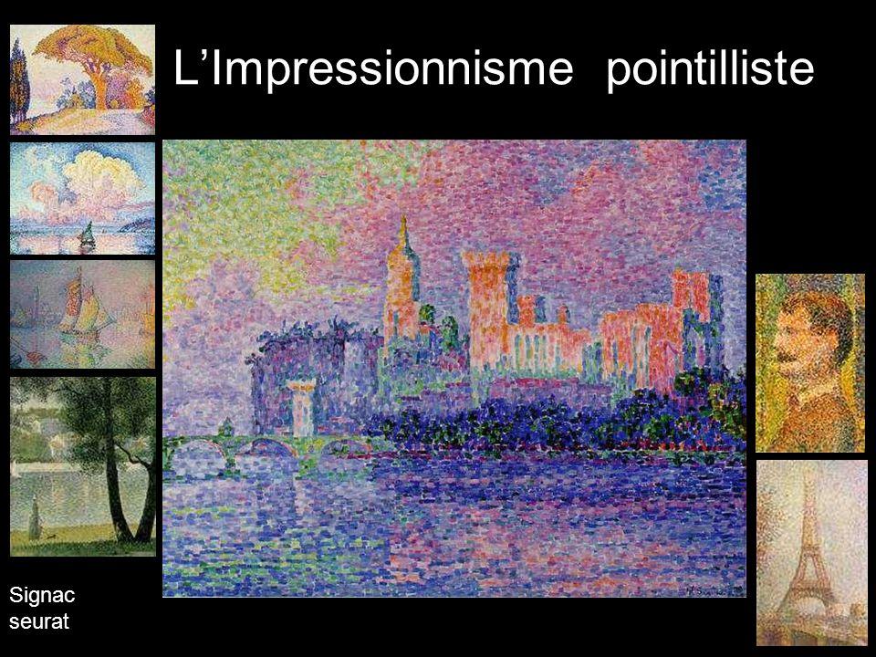 L'Impressionnisme pointilliste
