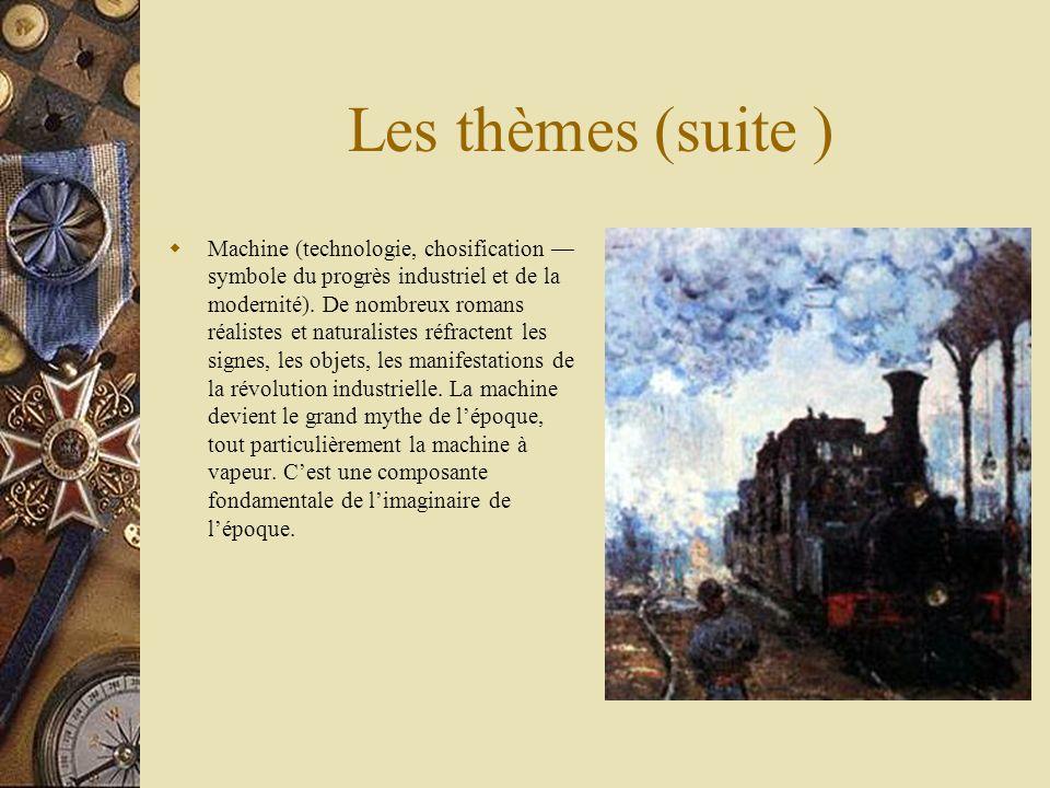 Les thèmes (suite )