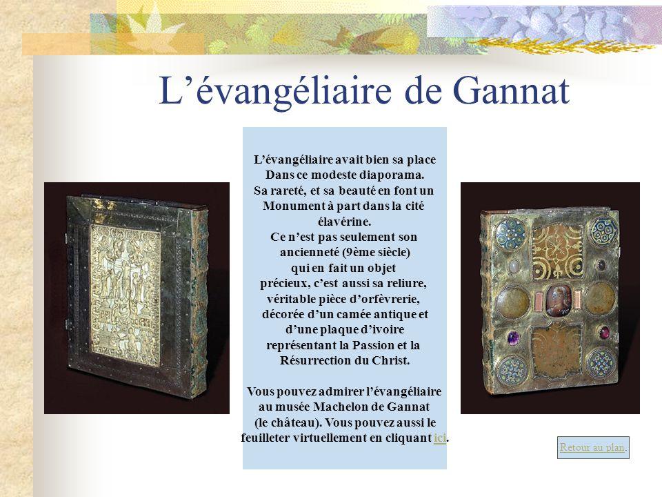 L'évangéliaire de Gannat