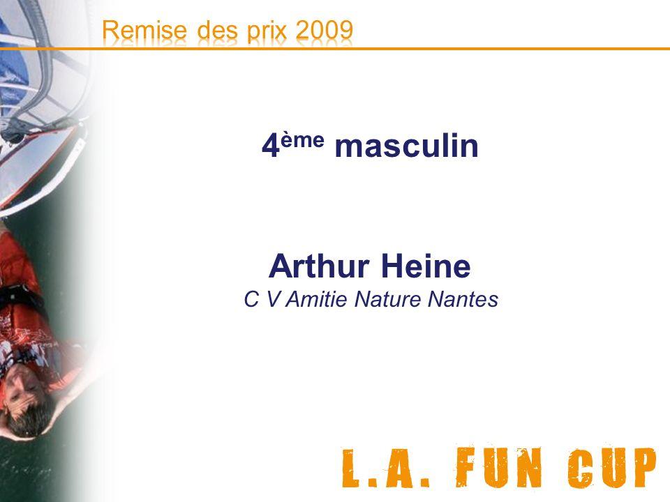 C V Amitie Nature Nantes