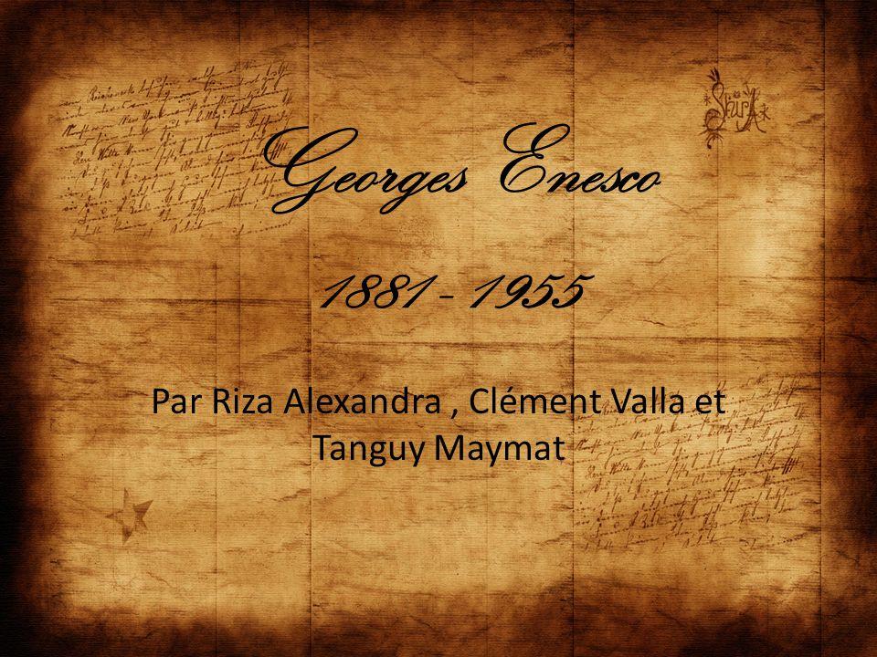 Par Riza Alexandra , Clément Valla et Tanguy Maymat
