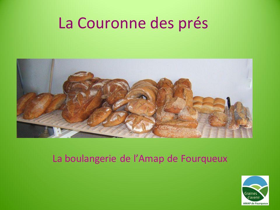 La boulangerie de l'Amap de Fourqueux