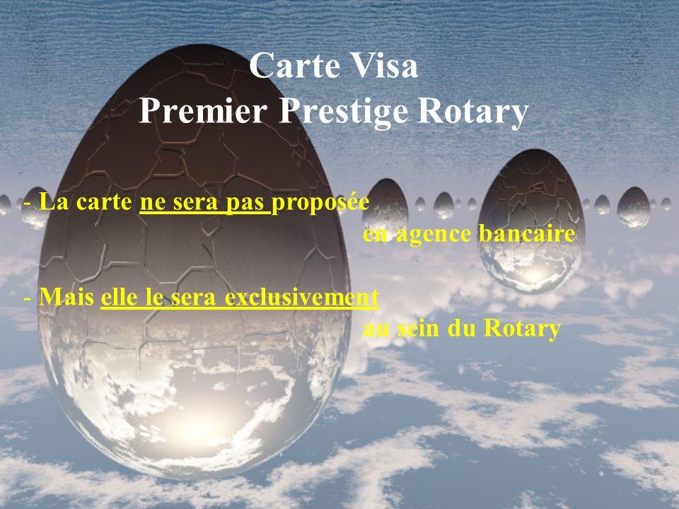 Premier Prestige Rotary