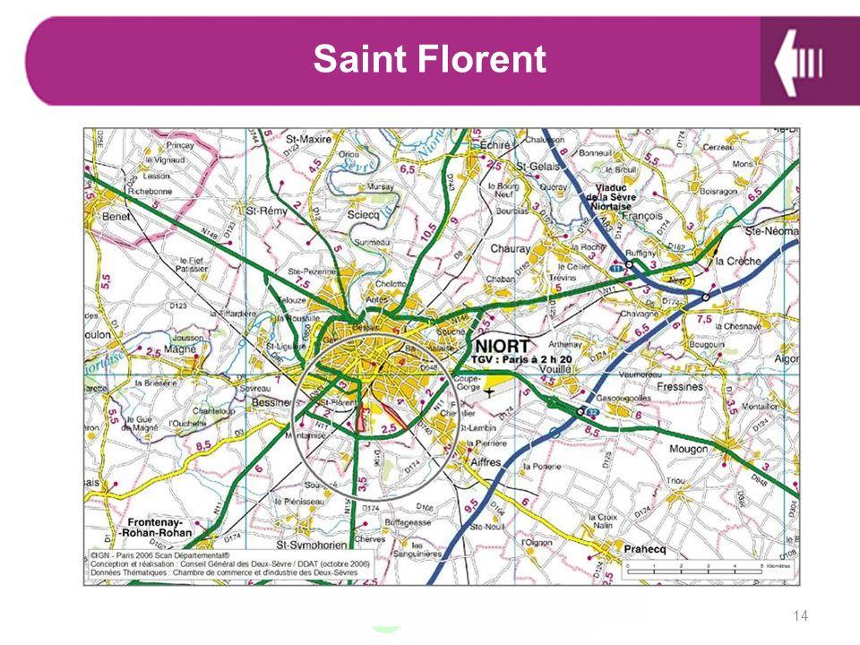 Saint Florent 14 Tout d'abord le site intermodal :