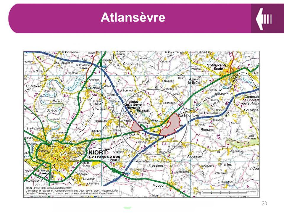 Atlansèvre 20 20