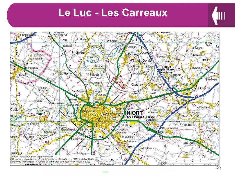 Le Luc - Les Carreaux 23 23