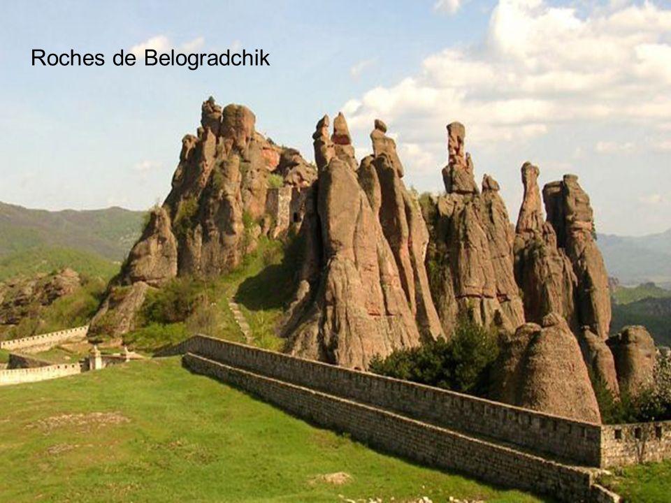 Roches de Belogradchik