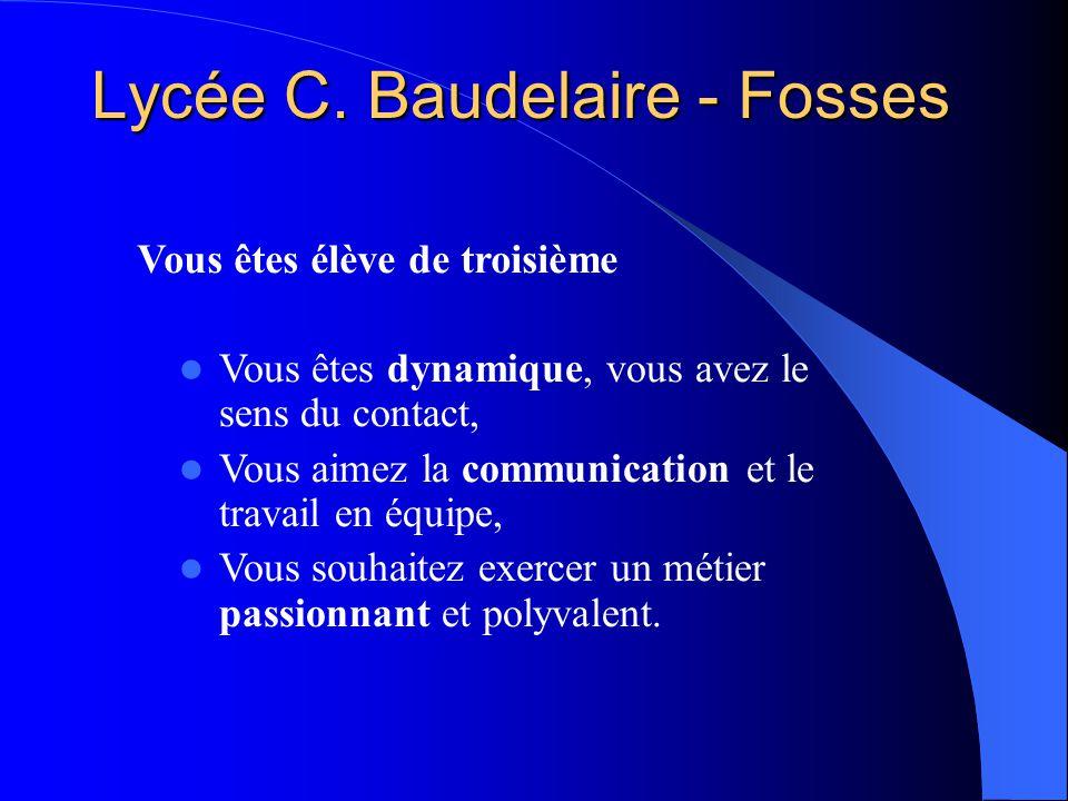 Lycée C. Baudelaire - Fosses