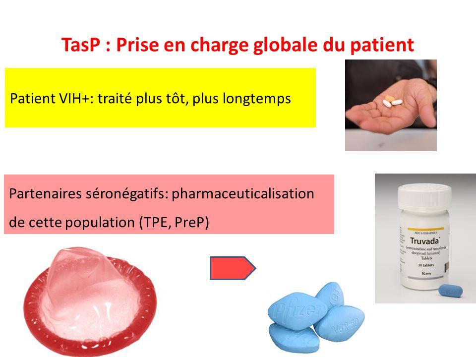 TasP : Prise en charge globale du patient