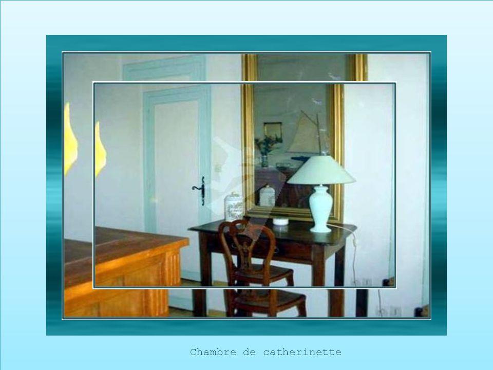 Chambre de catherinette