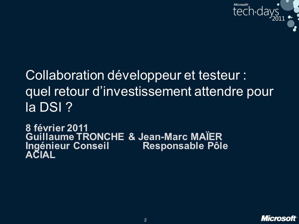 Collaboration développeur et testeur : quel retour d'investissement attendre pour la DSI