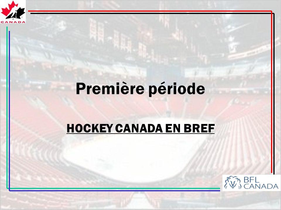 Première période HOCKEY CANADA EN BREF