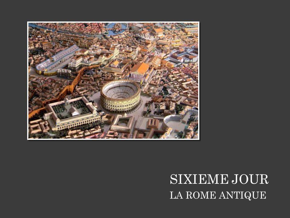 SIXIEME JOUR LA ROME ANTIQUE 12