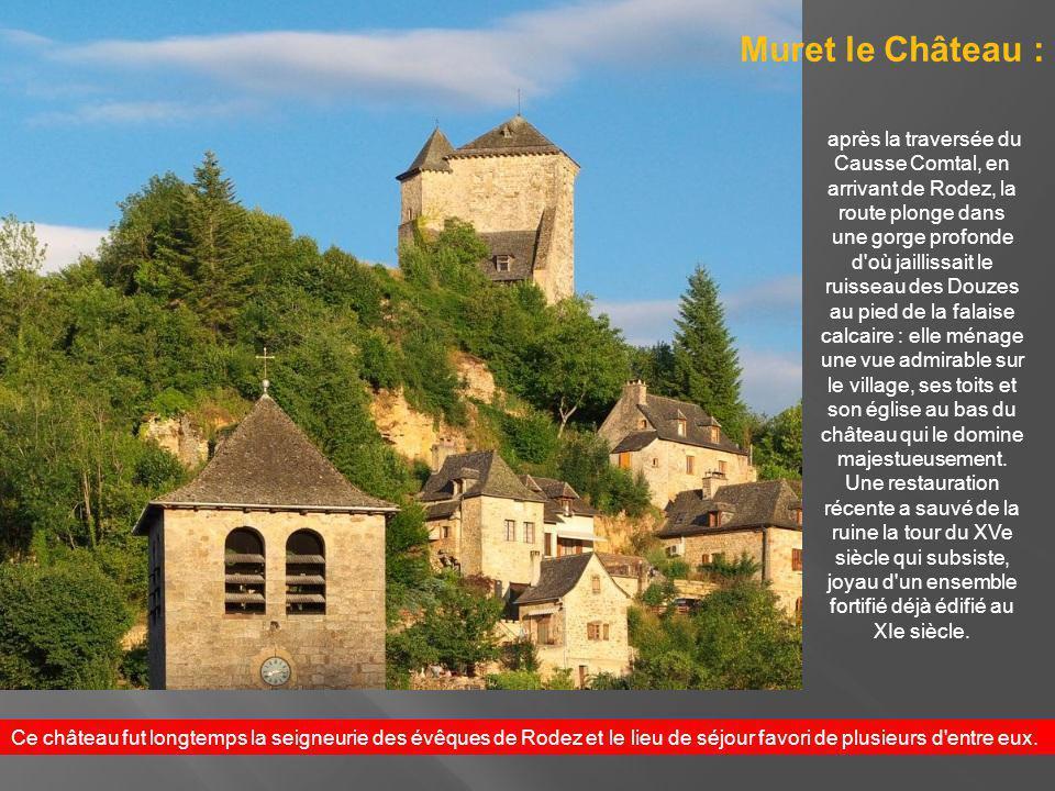 Muret le Château :