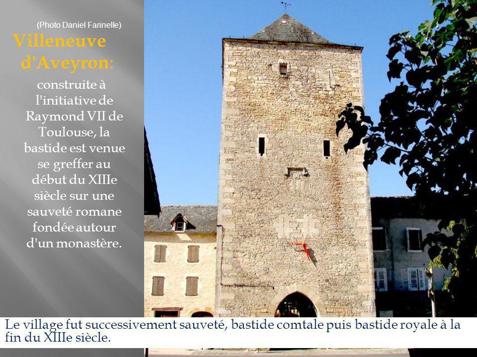 Villeneuve d Aveyron: