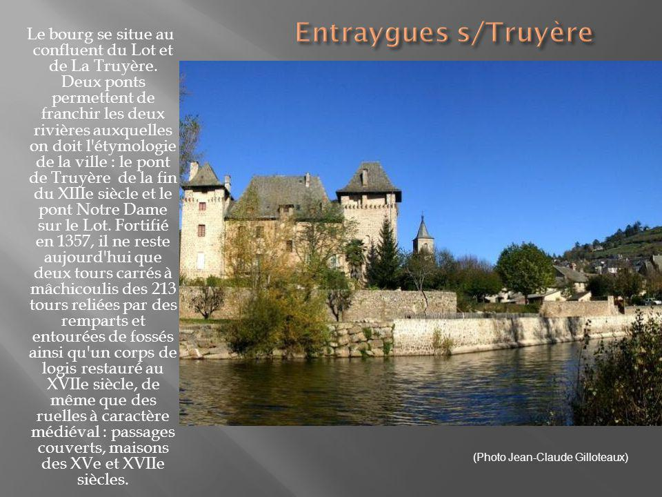 Entraygues s/Truyère