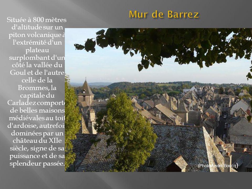 Mur de Barrez