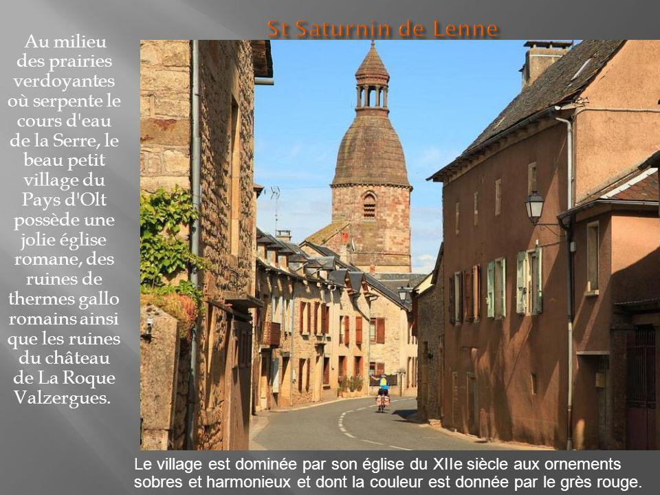 St Saturnin de Lenne