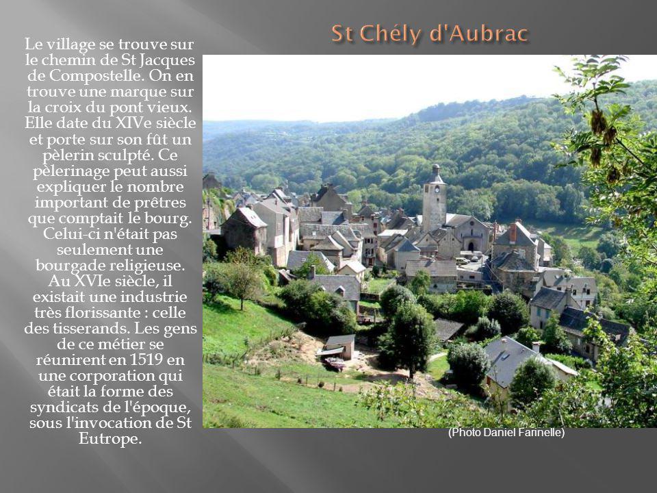 St Chély d Aubrac