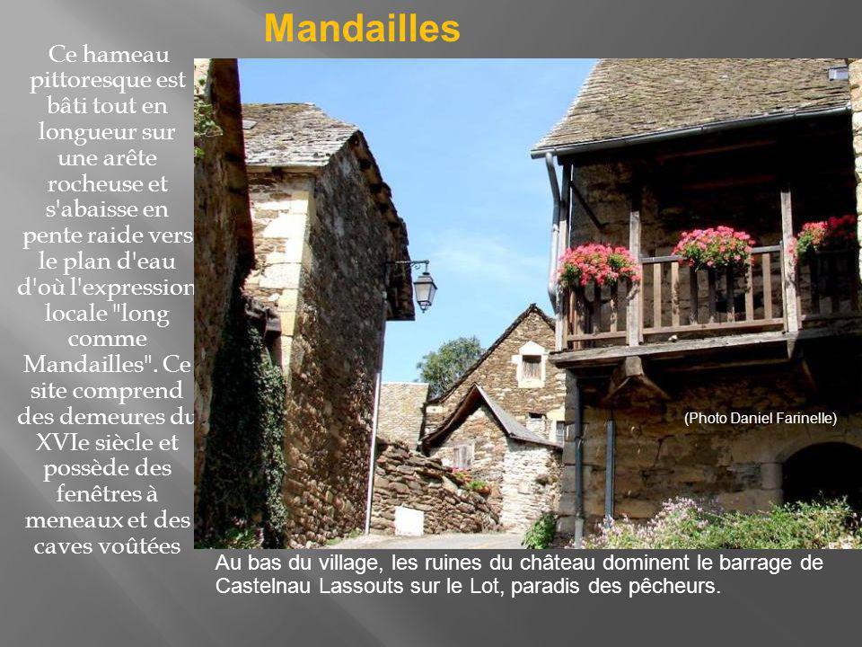 Mandailles