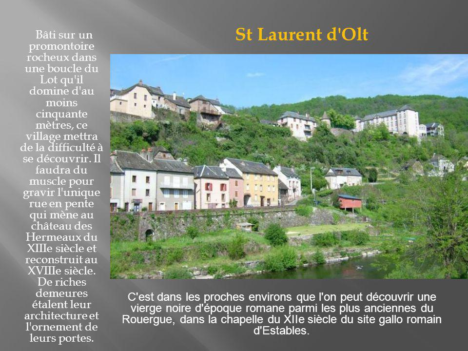 St Laurent d Olt