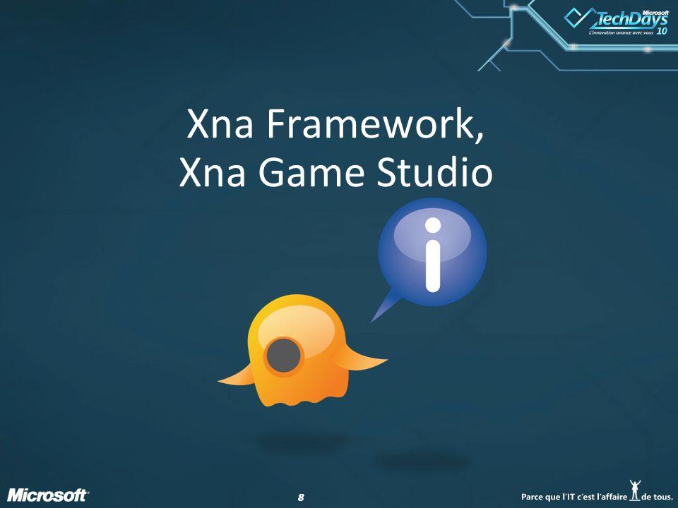 Xna Framework, Xna Game Studio