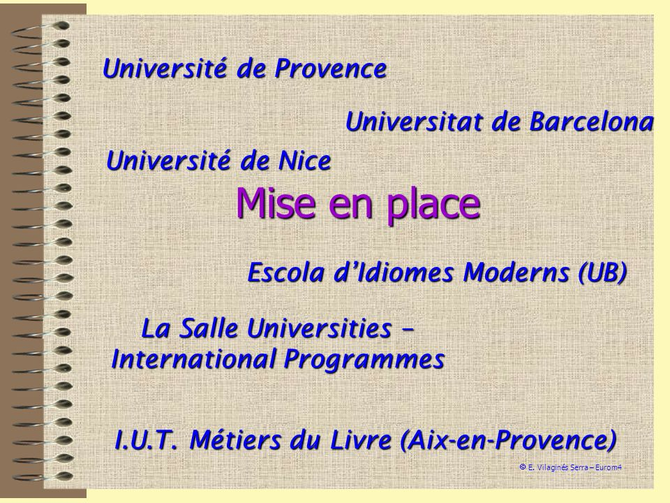 Université de Provence