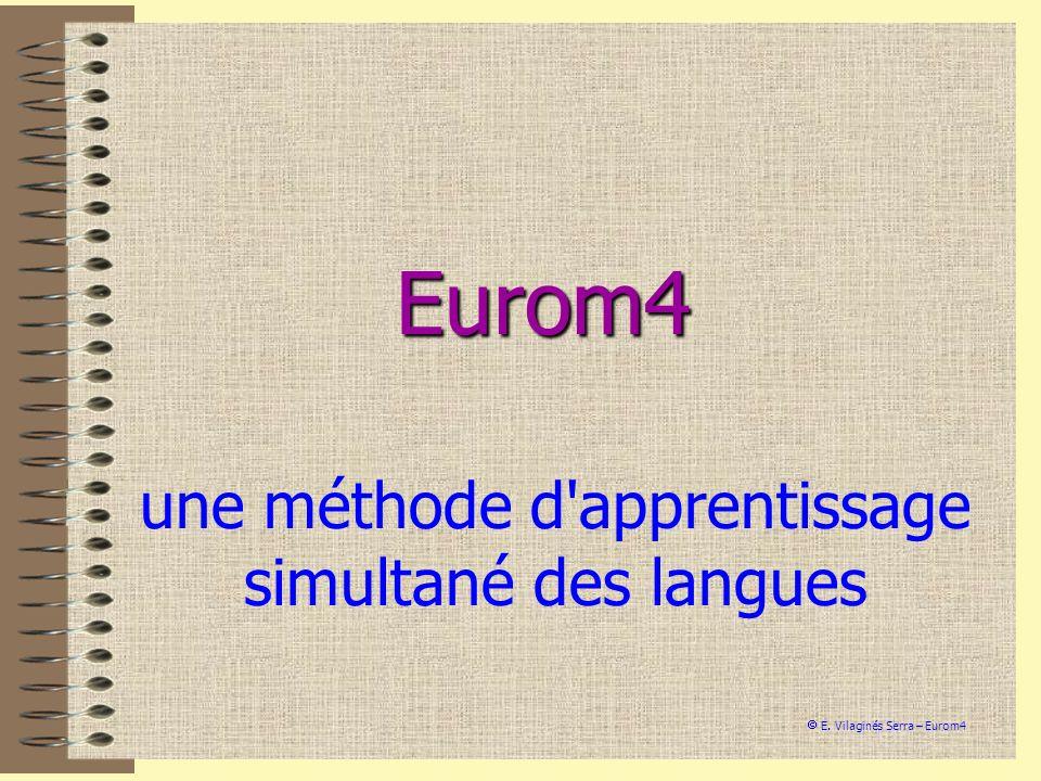 une méthode d apprentissage simultané des langues
