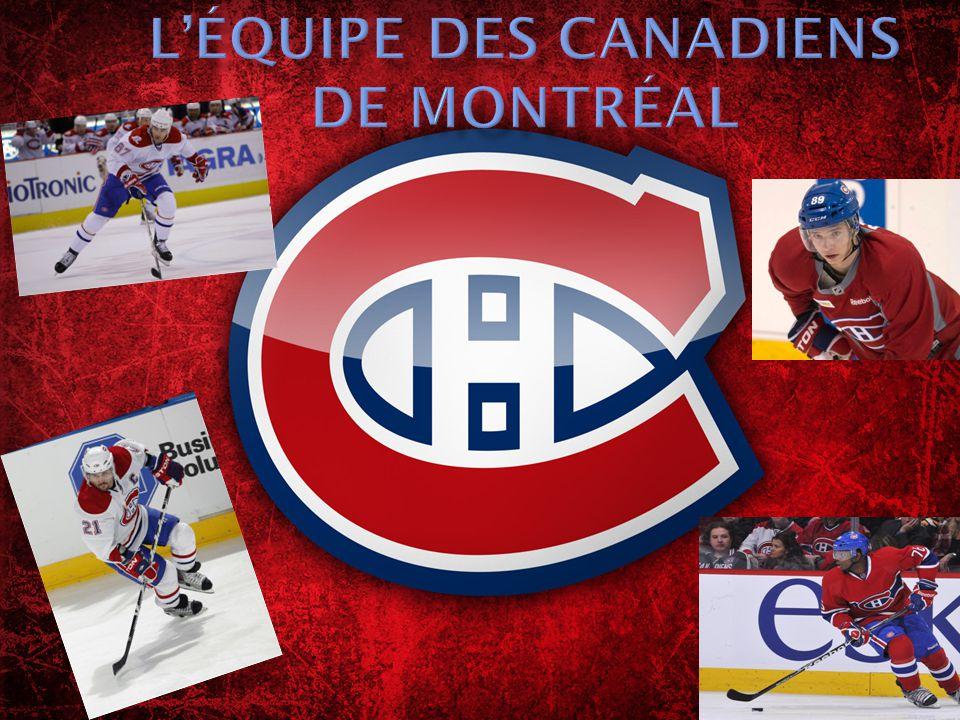 L'équipe Des Canadiens de Montréal