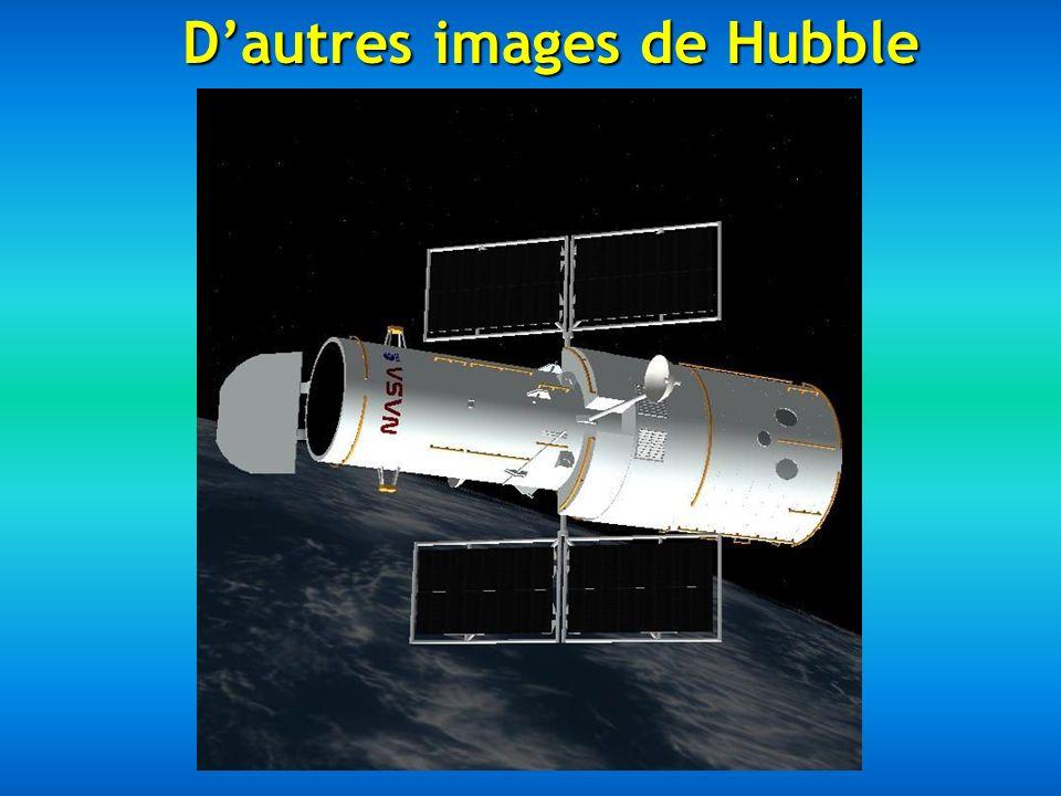D'autres images de Hubble