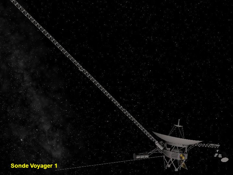 Sonde Voyager 1