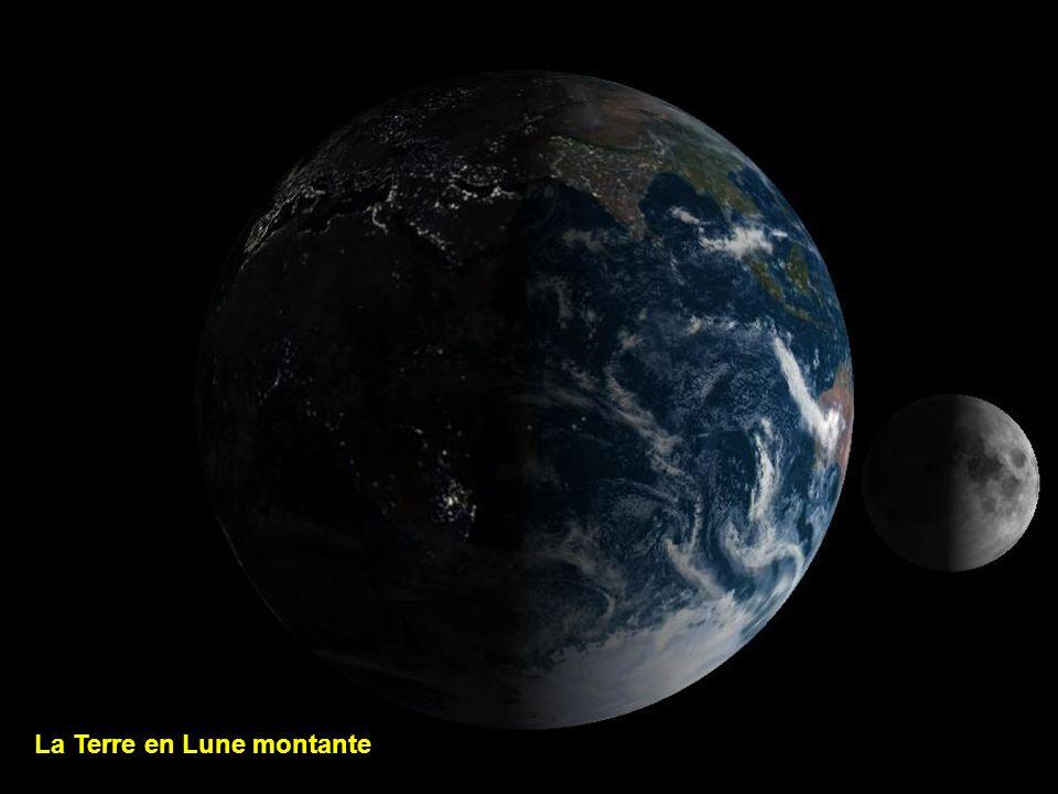 La Terre en Lune montante