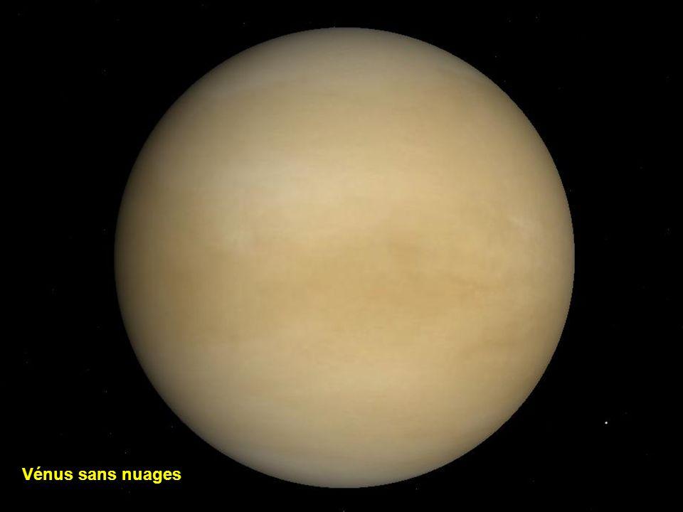 Vénus sans nuages