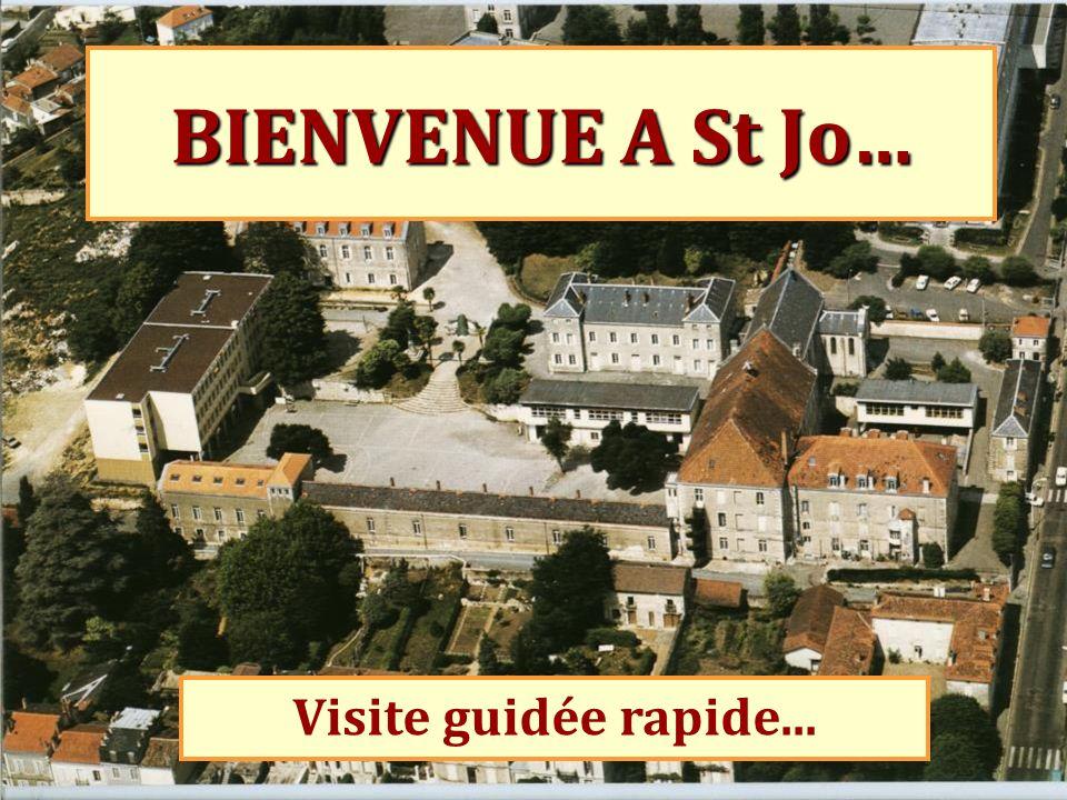 BIENVENUE A St Jo… Visite guidée rapide...