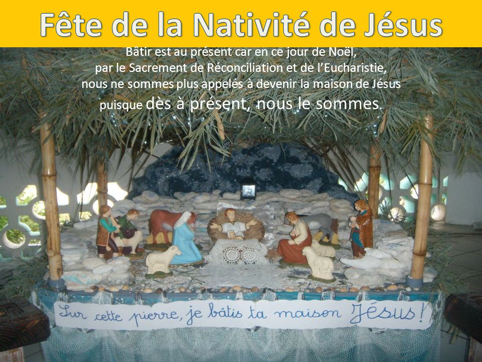 Fête de la Nativité de Jésus