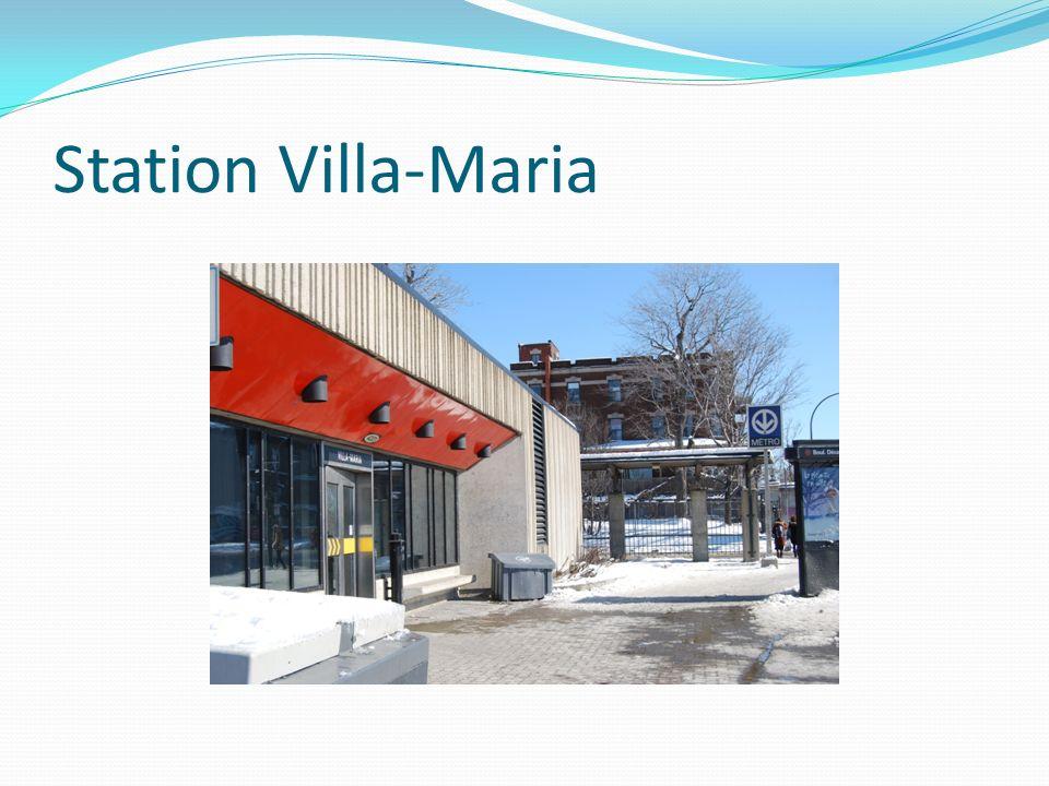 Station Villa-Maria