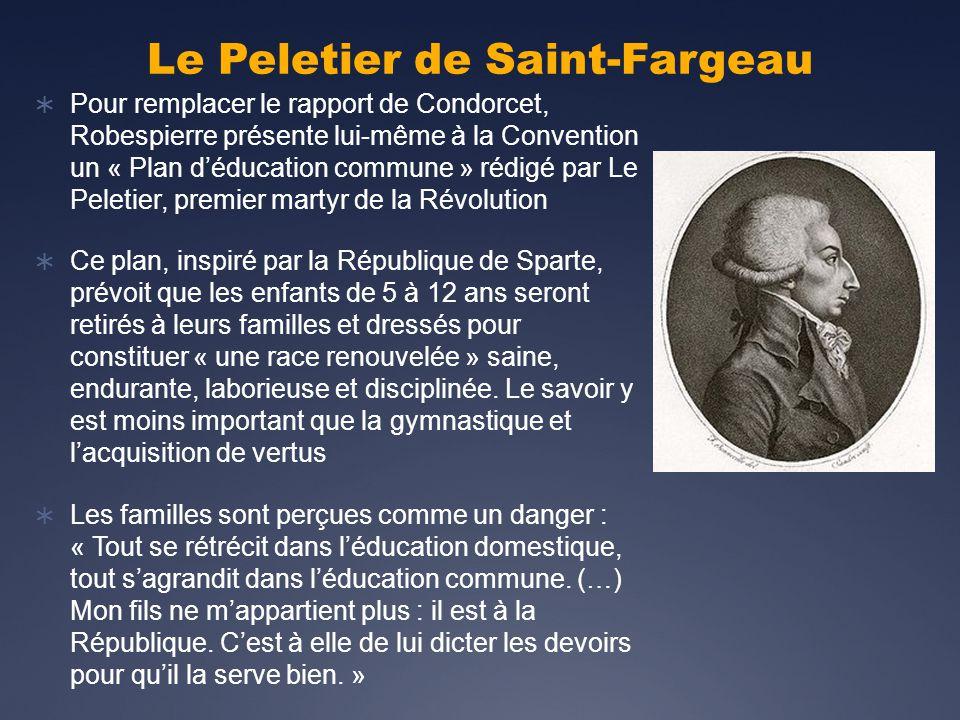 Le Peletier de Saint-Fargeau