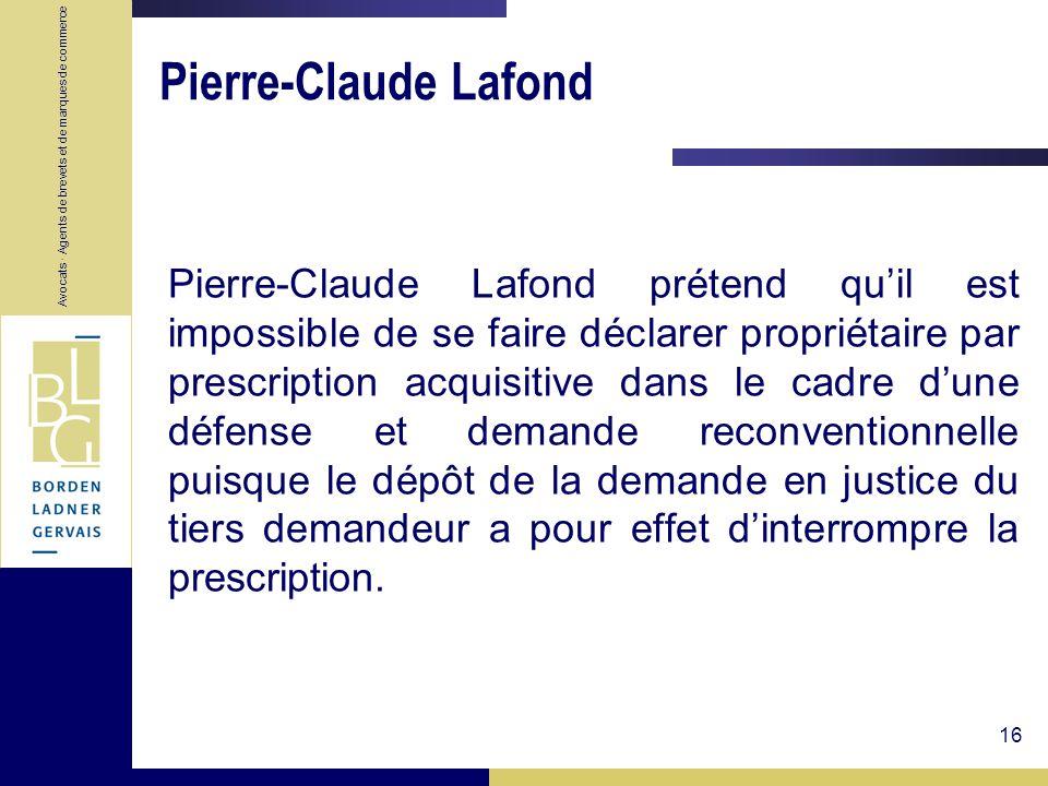 Pierre-Claude Lafond