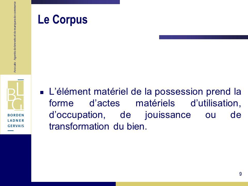 Le Corpus