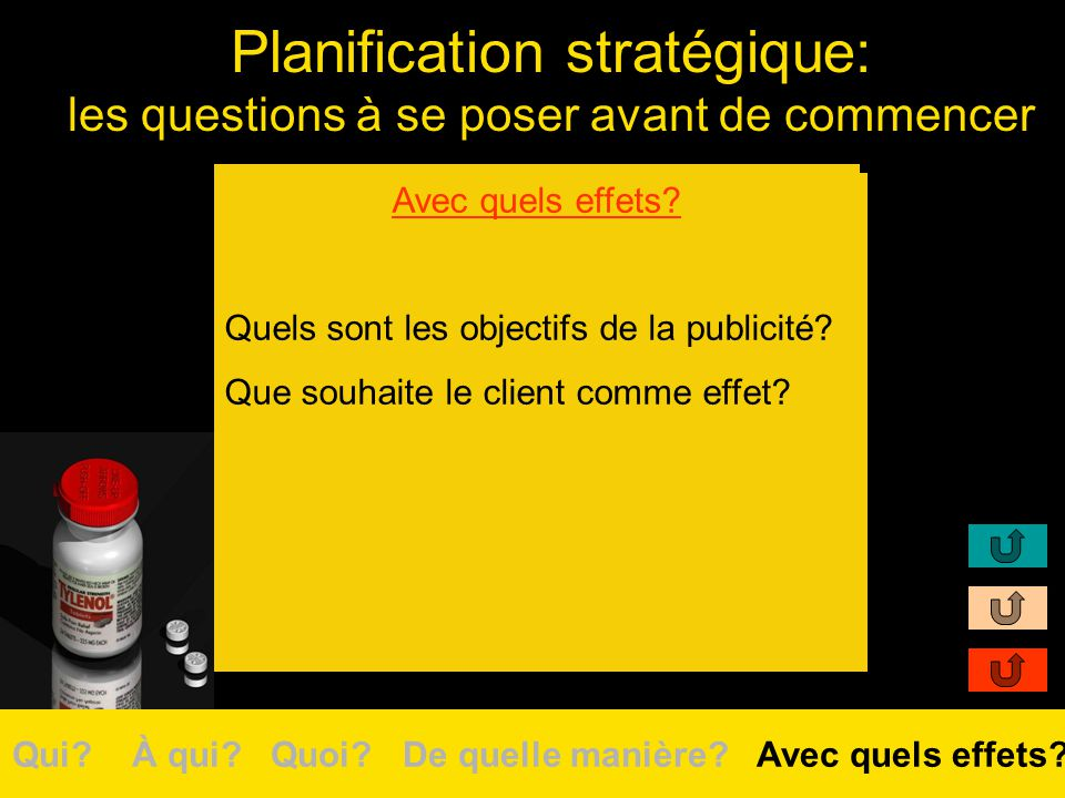 Planification stratégique: