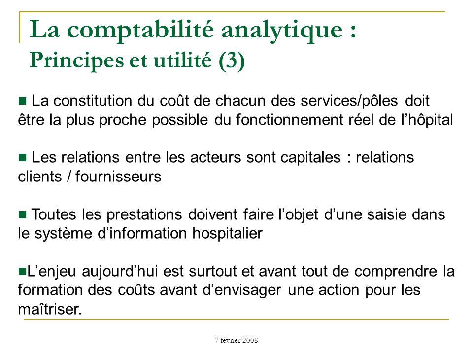 La comptabilité analytique : Principes et utilité (3)