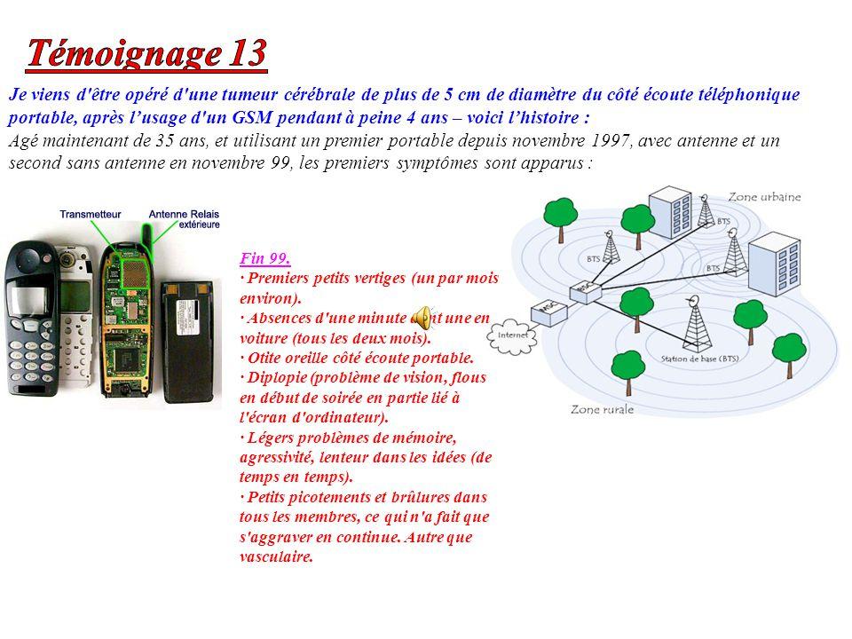 Témoignage 13