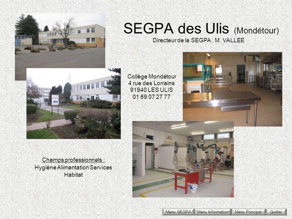 SEGPA des Ulis (Mondétour)